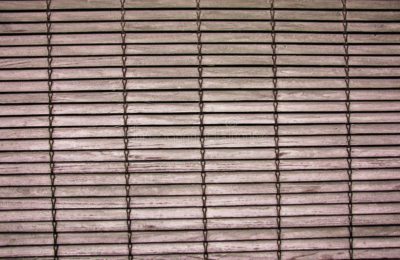 Textuur van een oud grijs blind stock afbeelding