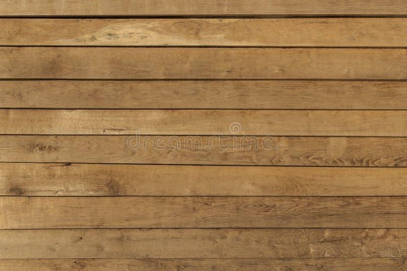 Textuur van een oude houten omheining stock foto's