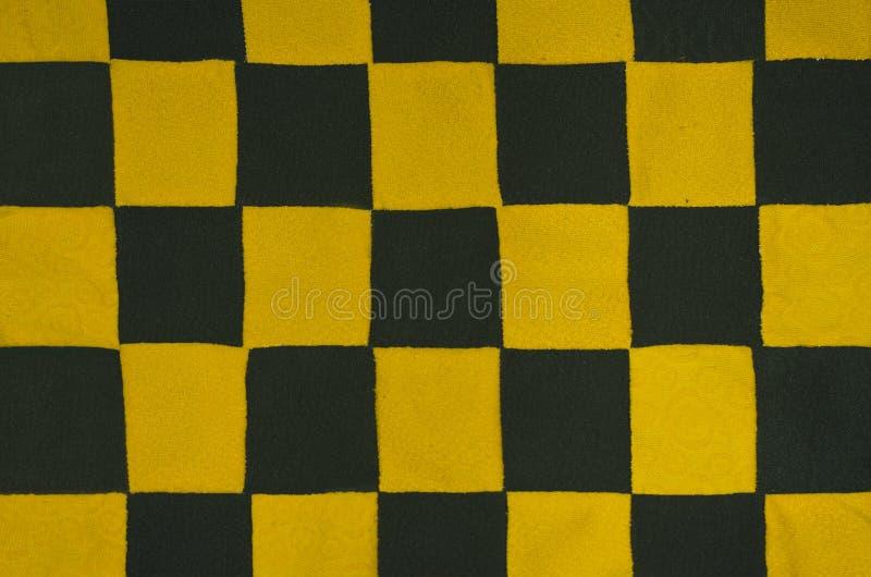 Textuur van een schaakbord royalty-vrije stock afbeeldingen
