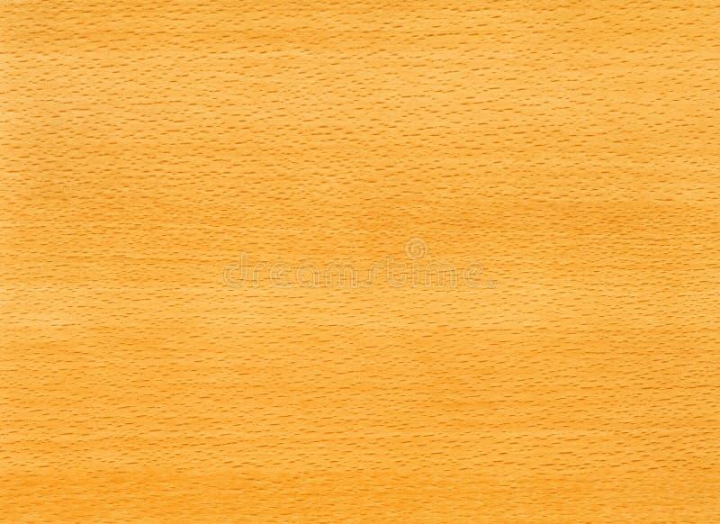 Textuur van Geplant van de Beuk van de close-up de houten royalty-vrije stock afbeelding