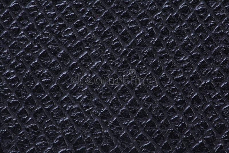 Textuur van gestempeld leer royalty-vrije stock afbeeldingen