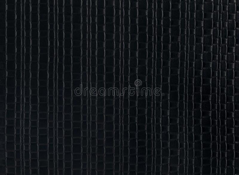 Textuur van gestempeld leer royalty-vrije stock fotografie