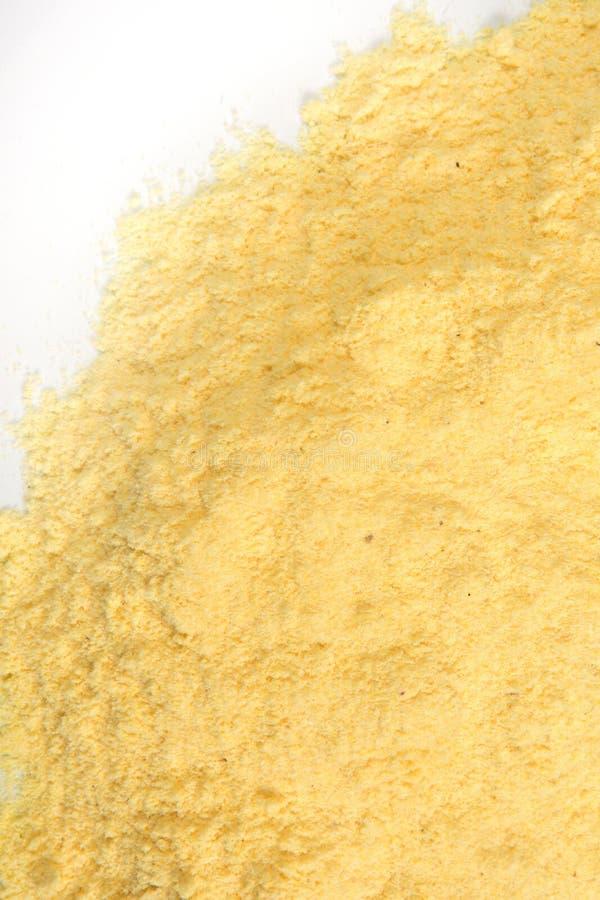 Textuur van graanbloem stock foto