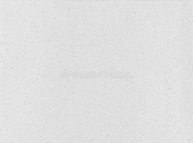 Textuur van grijze kartonclose-up, abstracte document achtergrond royalty-vrije stock foto's