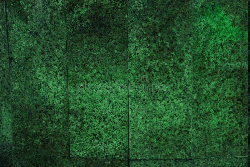 Textuur van Groen Marmer stock foto