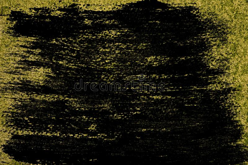 Textuur van het Grunge de ultra gele Concrete cement, steenoppervlakte, rotsachtergrond royalty-vrije stock foto