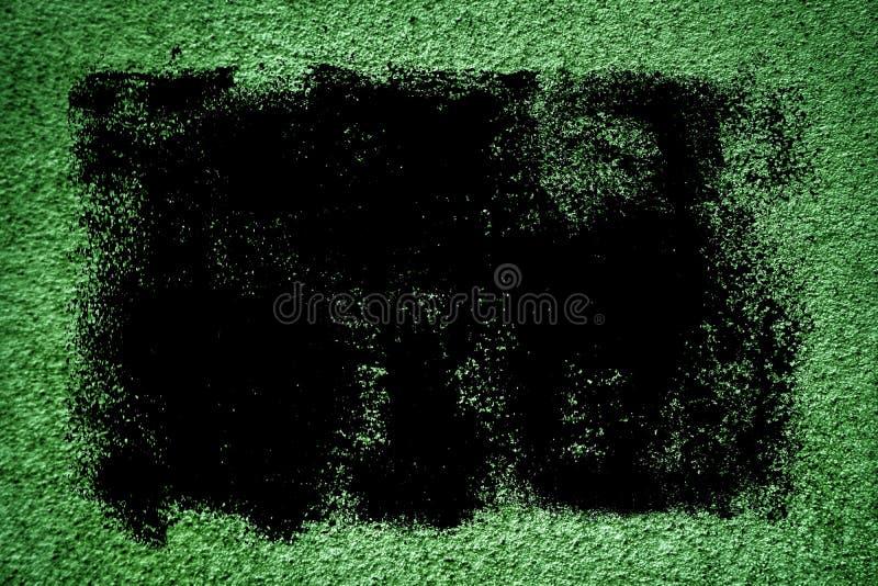 Textuur van het Grunge de ultra groene Concrete cement, steenoppervlakte, rotsachtergrond stock foto