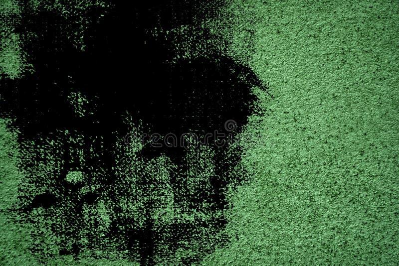 Textuur van het Grunge de ultra groene Concrete cement, steenoppervlakte, rotsachtergrond royalty-vrije stock foto