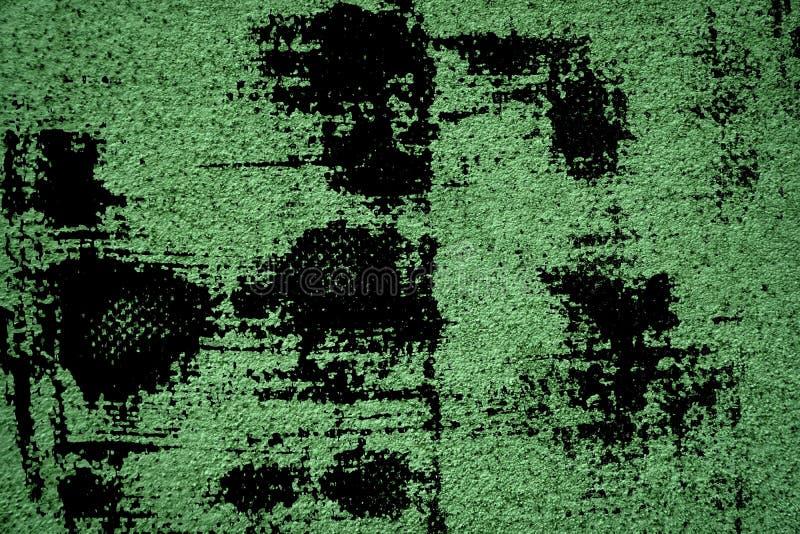 Textuur van het Grunge de ultra groene Concrete cement, steenoppervlakte, rotsachtergrond stock afbeelding