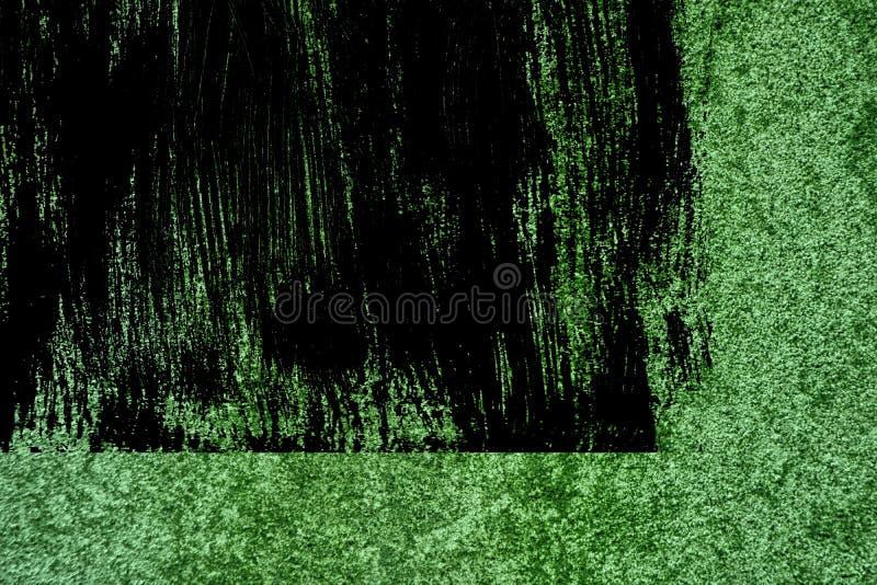 Textuur van het Grunge de ultra groene Concrete cement, steenoppervlakte, rotsachtergrond stock fotografie