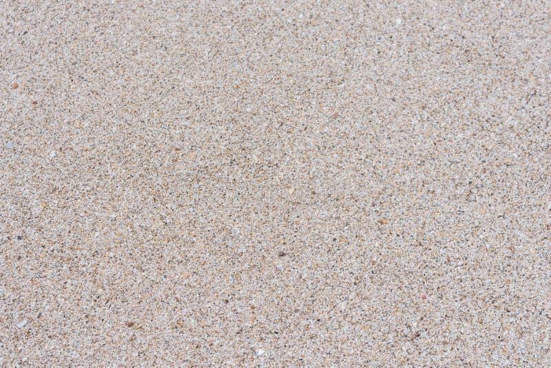 Textuur van het overzees San royalty-vrije stock foto