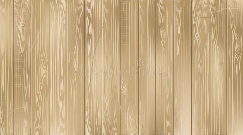 Textuur van hout royalty-vrije illustratie