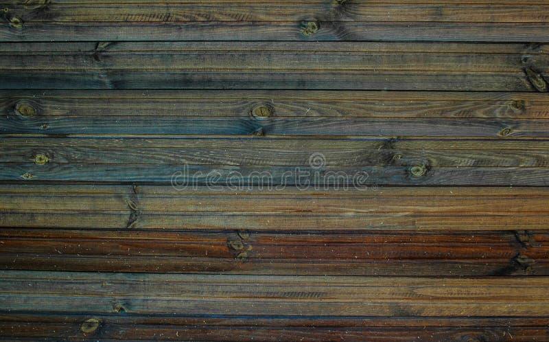 Textuur van houten dekking royalty-vrije stock foto
