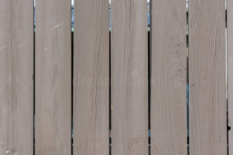 Textuur van houten omheiningslatjes royalty-vrije stock foto's