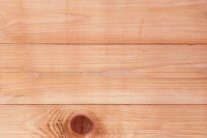 Textuur van houten unpainted raad als achtergrond stock foto
