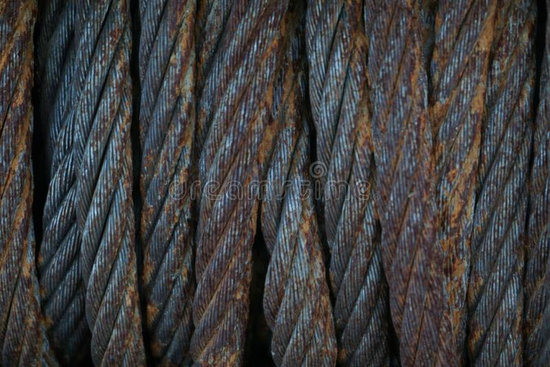 Textuur van Ketting royalty-vrije stock fotografie