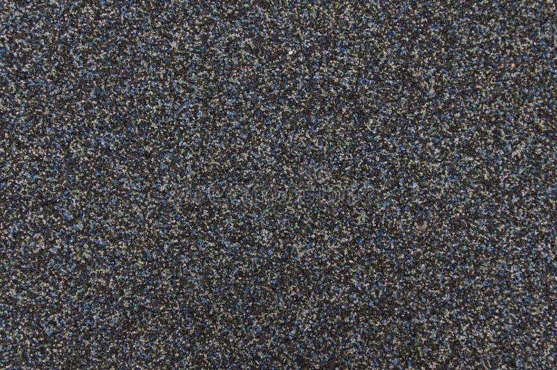 Textuur van kleine gekleurde stenen stock foto