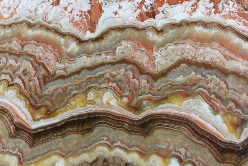 Textuur van marmeren rots