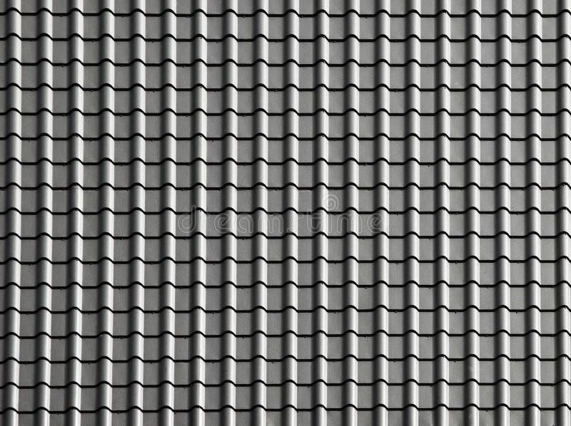 Textuur van modern dak royalty-vrije stock foto