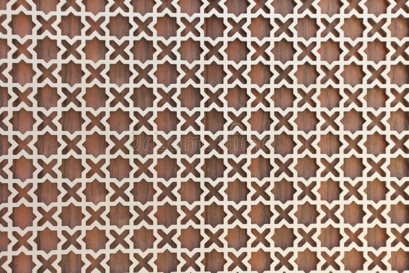 Textuur van muurdecor stock foto's