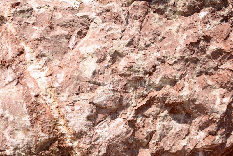Textuur van natuurlijk graniet stock foto's