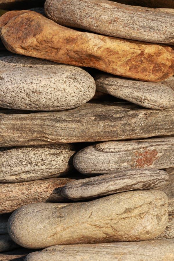 Textuur van natuurlijke steen stock foto's