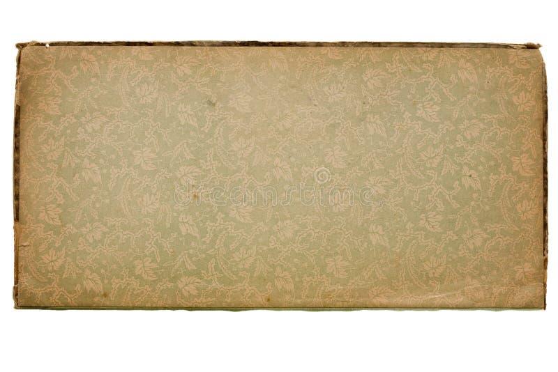 Textuur van oud boek royalty-vrije stock fotografie