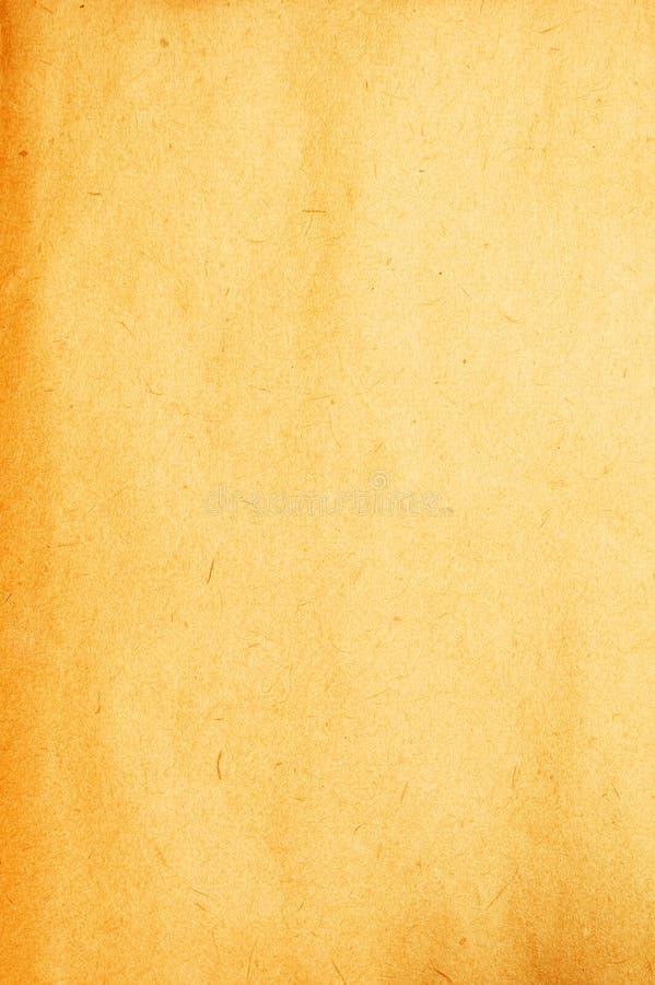 Textuur van oud document royalty-vrije stock fotografie