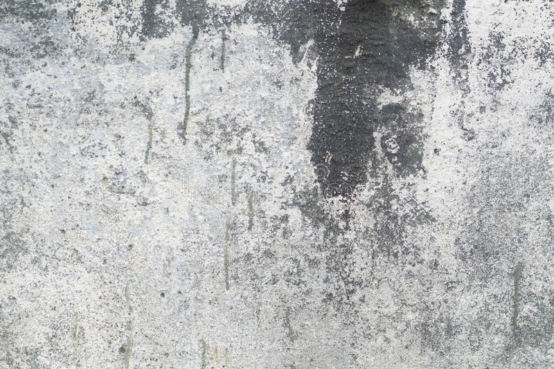 Textuur van oud en uitstekend beton, achtergrond royalty-vrije stock fotografie