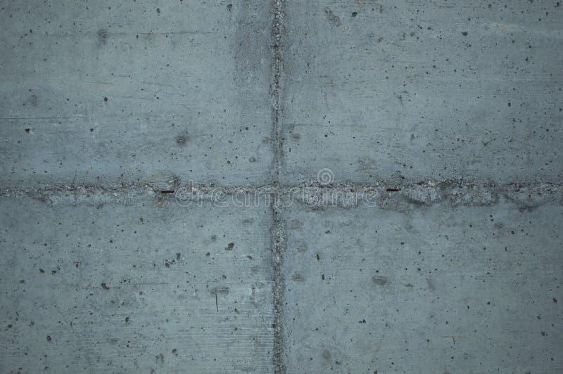 Textuur van oud poreus beton in grijze tonen royalty-vrije stock afbeeldingen