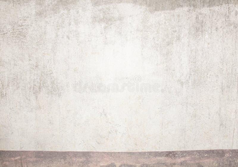 Textuur van oude vuile beton of cementmuur stock afbeeldingen