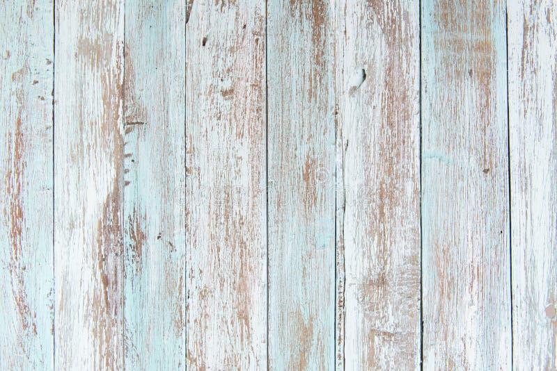 Textuur van pastelkleur de houten planken stock foto