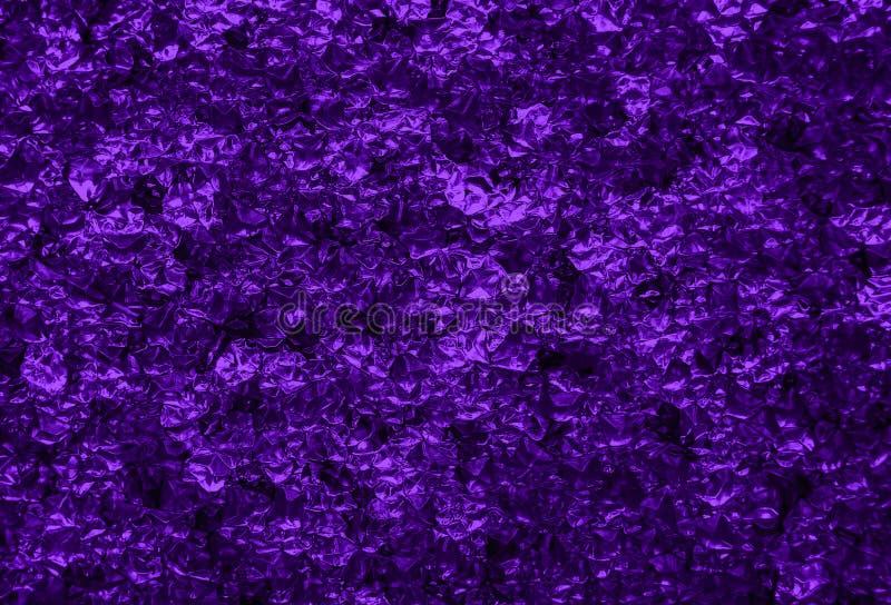 Textuur van purper plastiek stock afbeelding