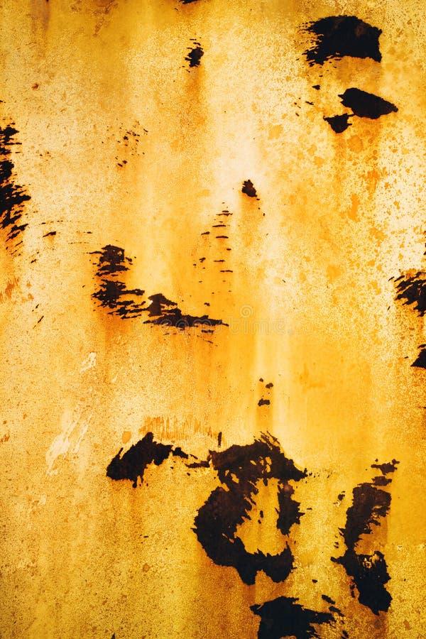 Textuur van roestig royalty-vrije stock foto