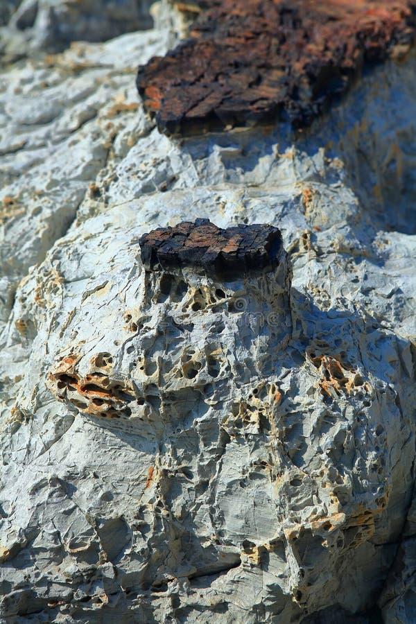 Textuur van rots royalty-vrije stock foto's