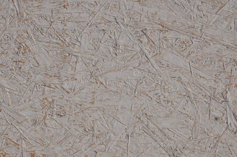 Textuur van samengeperst hout stock foto