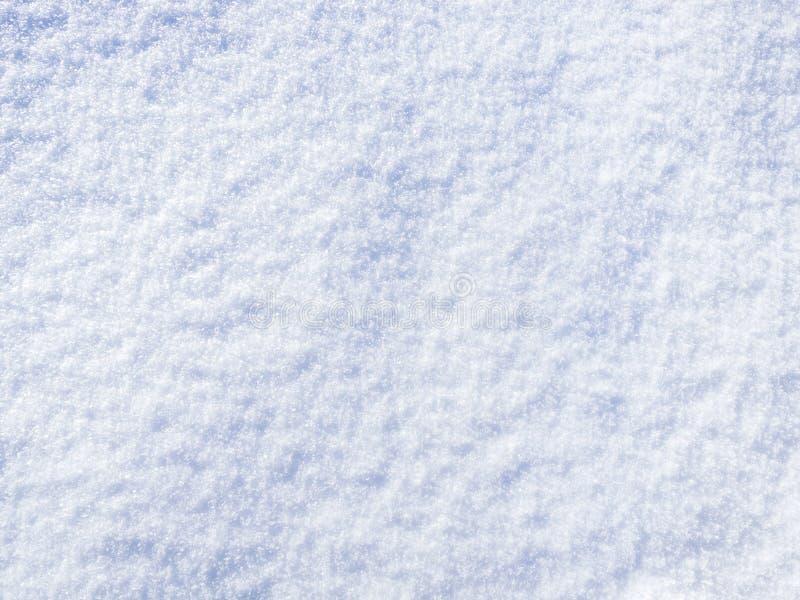 Textuur van sneeuw op de vloer in Sichuan royalty-vrije stock afbeelding