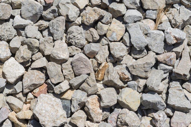 Textuur van stenen stock foto