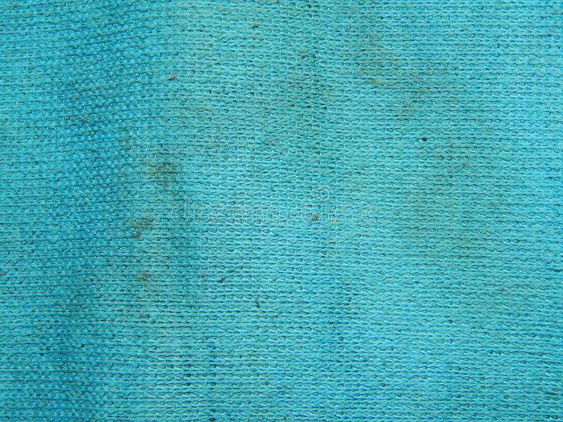 Textuur van textielstoffen, kleding stock foto's
