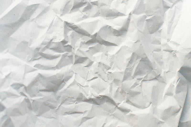 Textuur van wit perkament fijngestampt document stock afbeeldingen