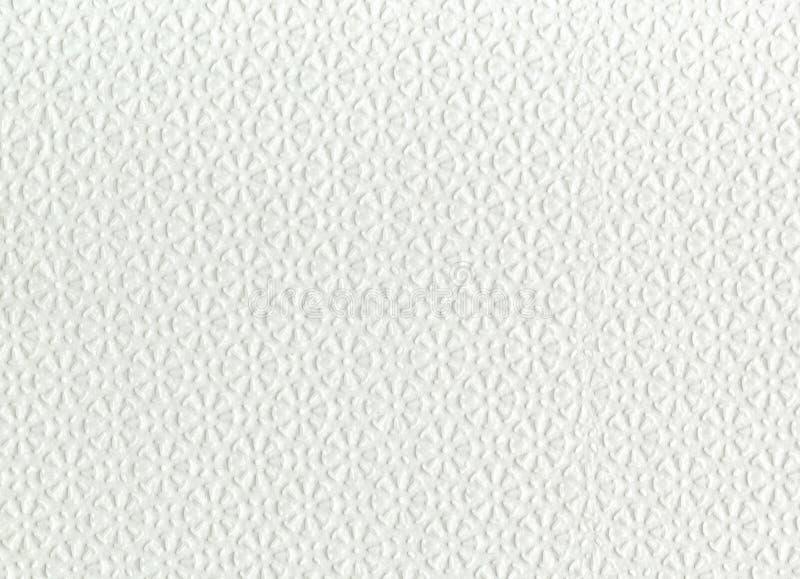 Textuur van witte papieren zakdoekje, achtergrond of textuur royalty-vrije stock foto