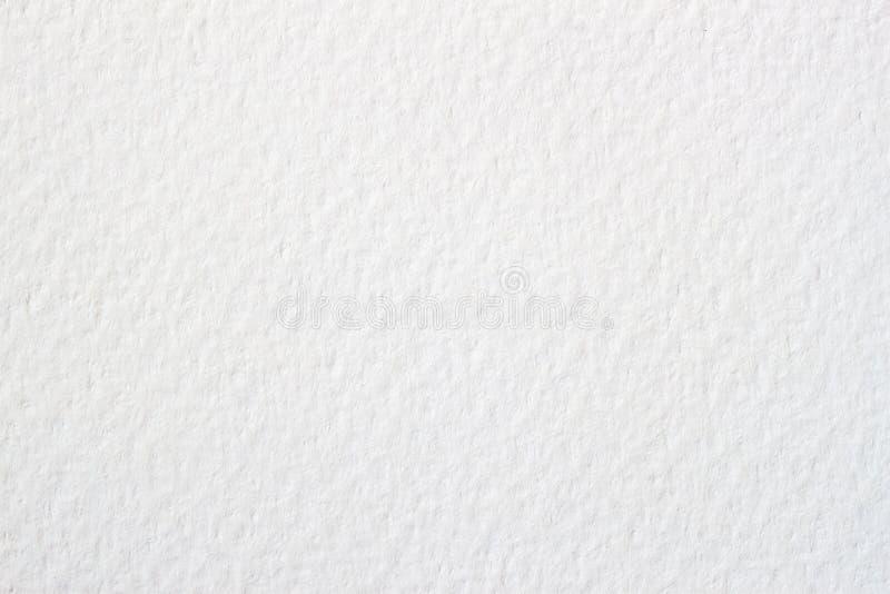 Textuur van zacht koud schaduwdocument voor waterverf en kunstwerk Moderne achtergrond, achtergrond, substraat, samenstellingsgeb stock fotografie