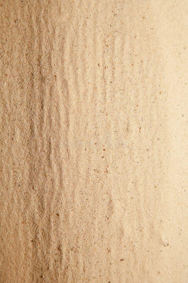 Textuur voor 3d De hoogste mening van het strandzand Duinen/de textuurachtergrond van het Zandstrand De ruimte van het exemplaar  stock fotografie