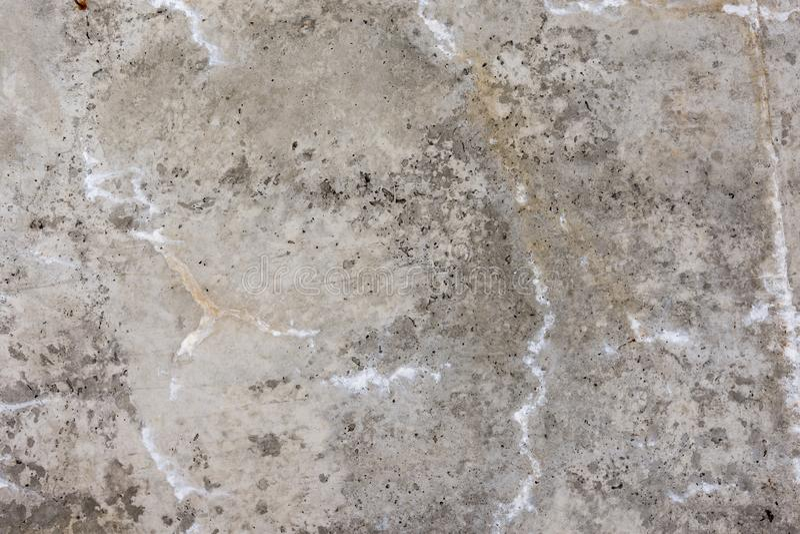 Textuur - vuil beton met druppels royalty-vrije stock afbeeldingen
