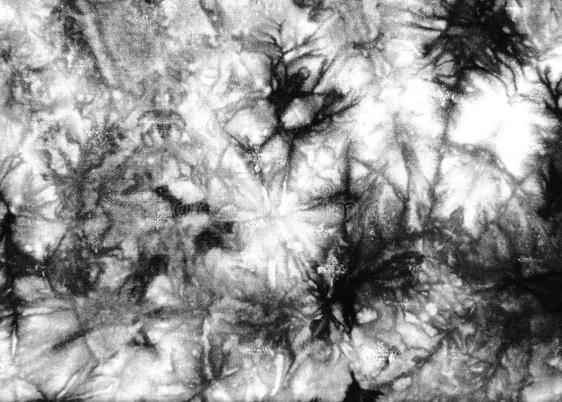 Textuurband geverfte stof stock foto's