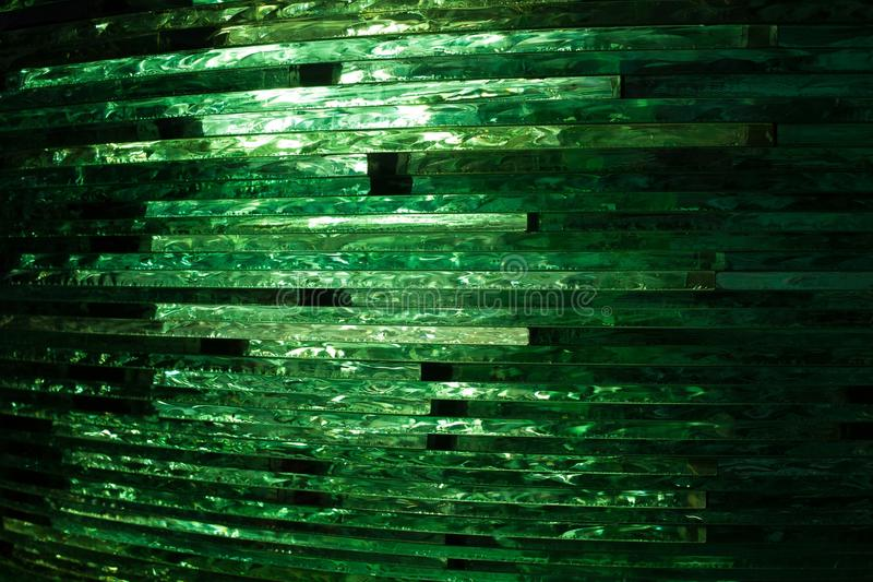 Textuurglas mozaïek De samenstelling van het glas royalty-vrije stock foto