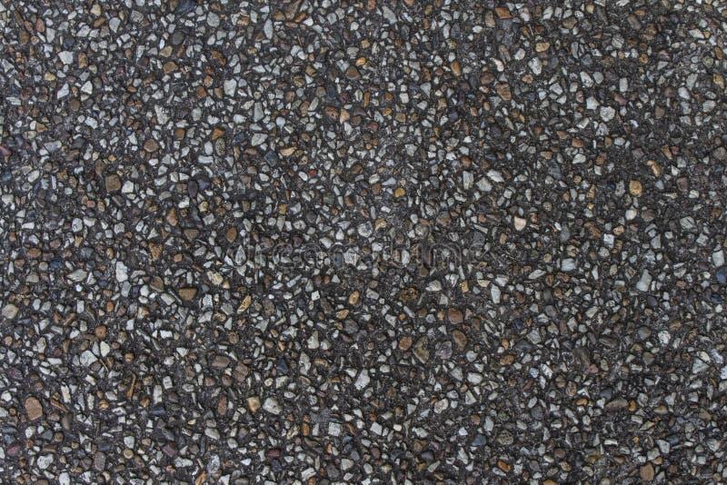 Textuurgrond het Bedekken Kei Gray Background Outdoor stock afbeeldingen