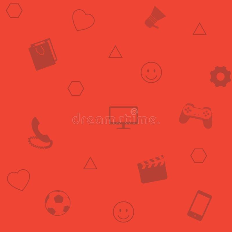 Textuurrecreatie stock afbeelding