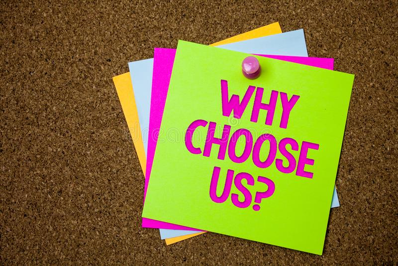 Textzeichenvertretung, warum uns Frage wählen Sie Begriffsfoto folgert, dass Sie beste darstellende Möglichkeiten Postkarten vers stockbilder