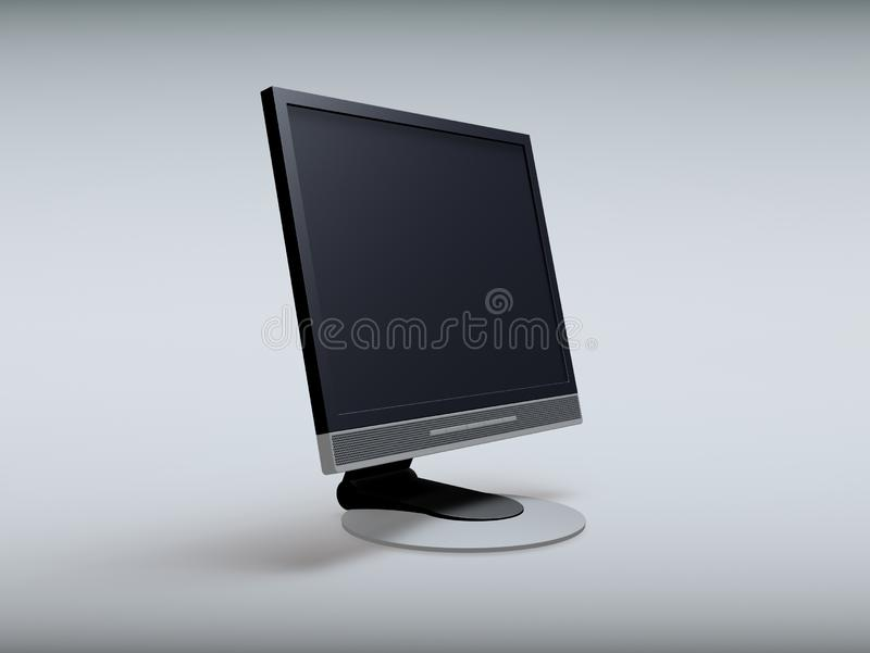 Tft display stock image